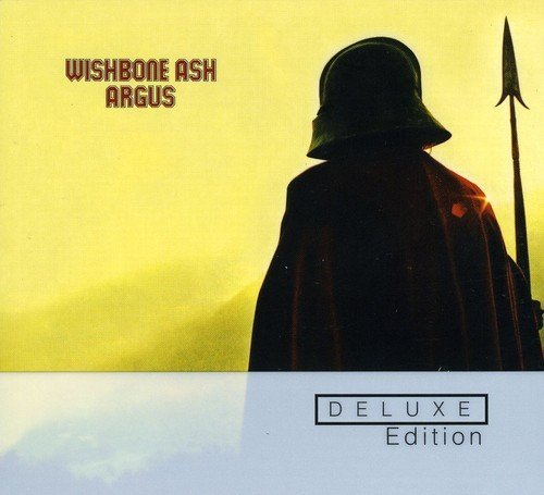 Wishbone Ash Argus Deluxe Ed. 2 CD Set
