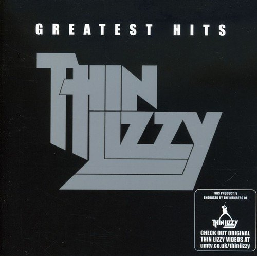 Thin Lizzy Greatest Hits Import Gbr