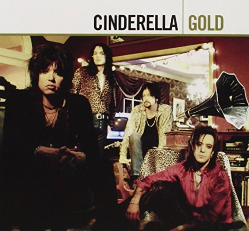 Cinderella Gold 2 CD