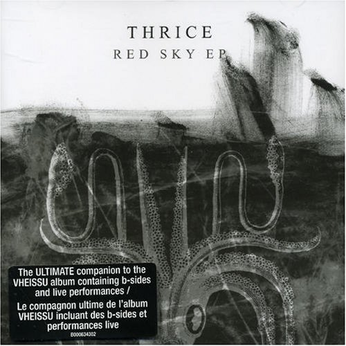 Thrice Red Sky Ep Red Sky Ep