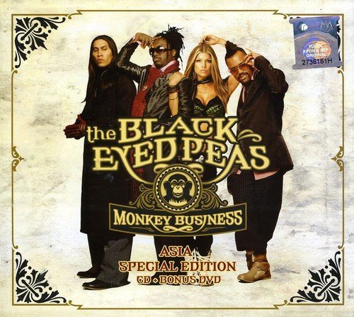 Black Eyed Peas Monkey Business Import Eu Incl. Bonus DVD Ntsc (0)