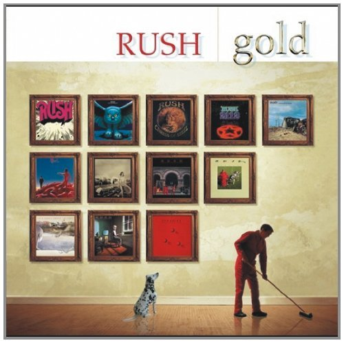 Rush Gold 2 CD