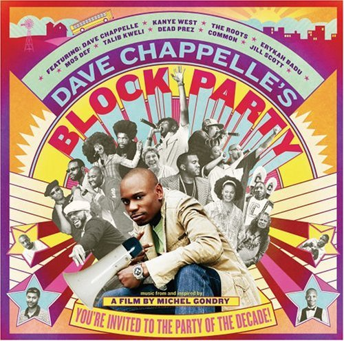 Various Artists Dave Chappelle's Block Party Clean Version