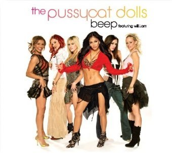 Pussycat Dolls & Will.I.Am Beep Pt. 2 Import Can Enhanced CD