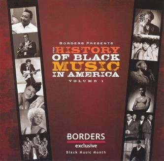 History Of Black Music In America Vol.1 History Of Black Music In America