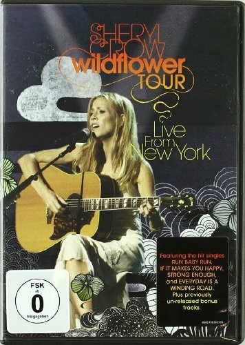 Sheryl Crow Wildflower Tour Live In New Y