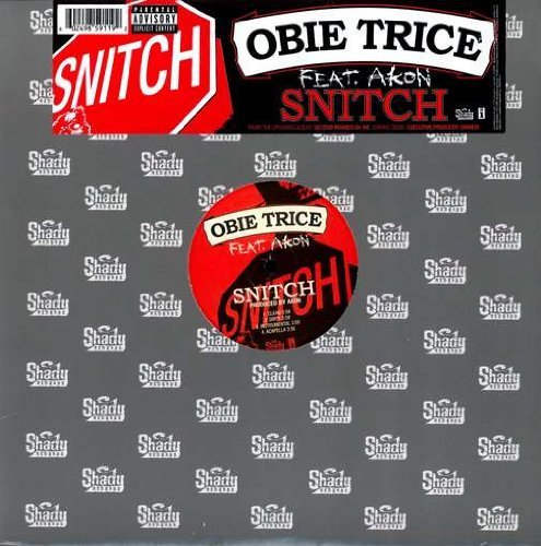 Obie Trice Snitch Explicit Version