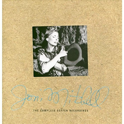 Joni Mitchell Complete Geffen Recordings 4 CD Set
