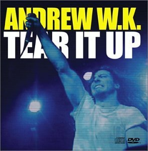 Andrew W.K. Tear It Up Incl. Bonus DVD