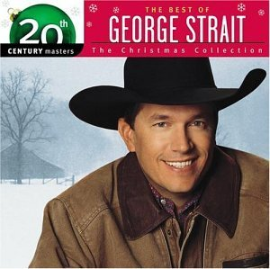George Strait 20th Century Masters Best Of Christmas Collection