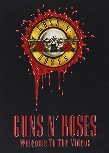 Guns N' Roses Welcome To The Videos