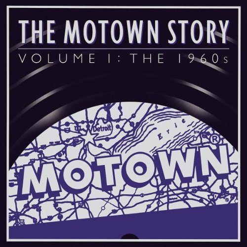 Motown Story Vol. 1 Sixties 2 CD Motown Story