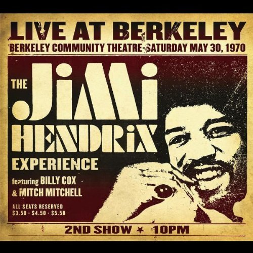 Jimi Hendrix Jimi Plays Berkeley (second Se