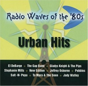 Radio Waves Of The'80s Urban Hits Radio Waves Of The '80s
