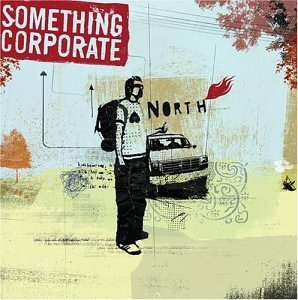 Something Corporate North Enhanced CD