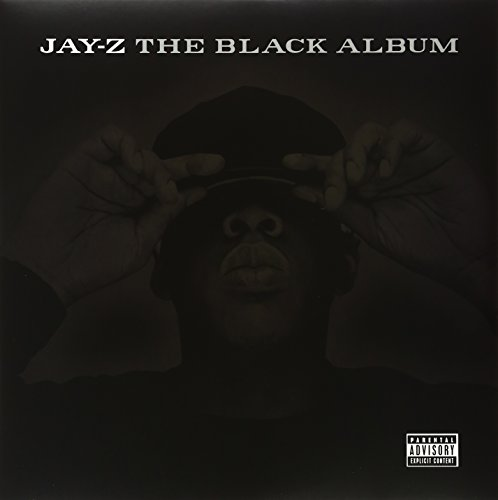 Jay Z Black Album Explicit Version 2 Lp