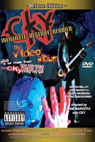 Cky Idr The Video Album Explicit Version 2 DVD