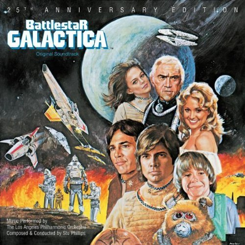 Various Artists Battlestar Gallactic