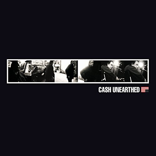 Johnny Cash Unearthed 5 CD Set