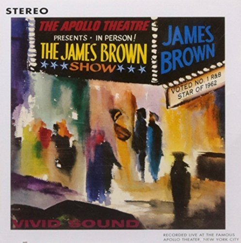 James Brown Live At The Apollo 10 24 62 Remastered