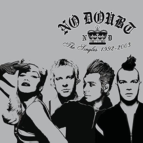 No Doubt Singles 1992 2003 Import Eu