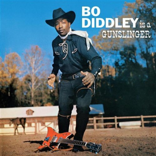 Bo Diddley Bo Diddley Is A Guns