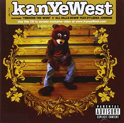 Kanye West College Drop Out Explicit Version