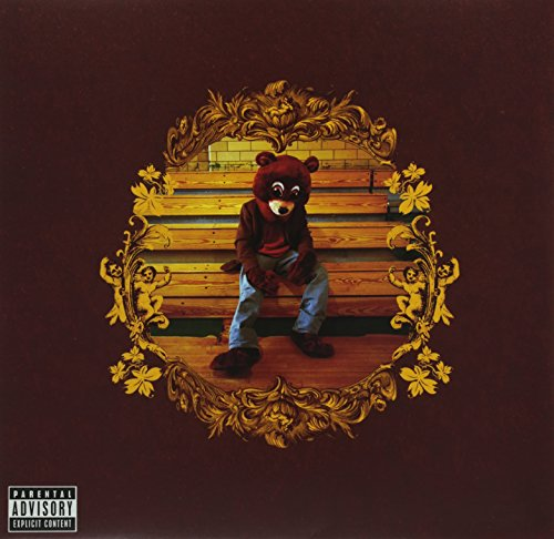 Kanye West College Drop Out Explicit Version 2 Lp