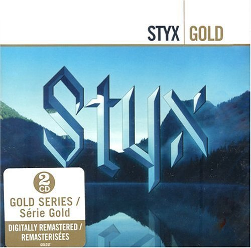 Styx Gold Remastered 2 CD