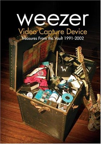 Weezer Video Capture Device 1991 2002