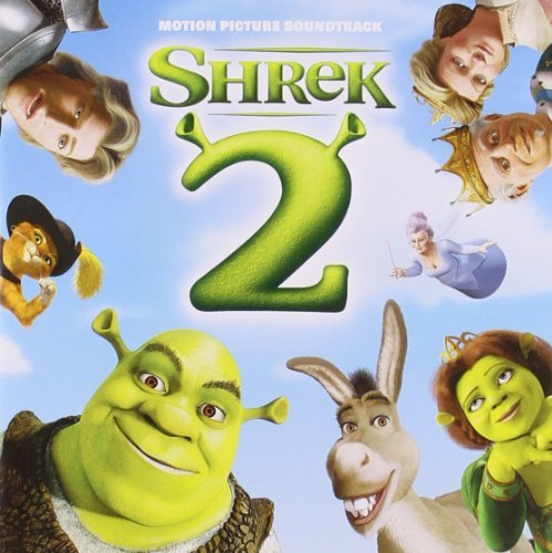 Various Artists Shrek 2 Enhanced CD