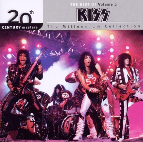 Kiss Best Of Kiss Millennium Collec Millennium Collection