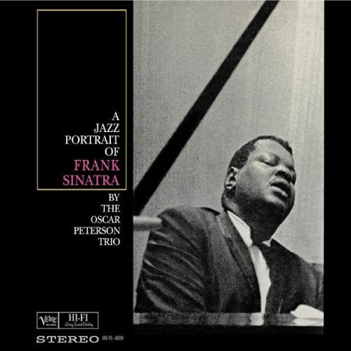 Oscar Peterson Jazz Portrait Of Frank Sinatra