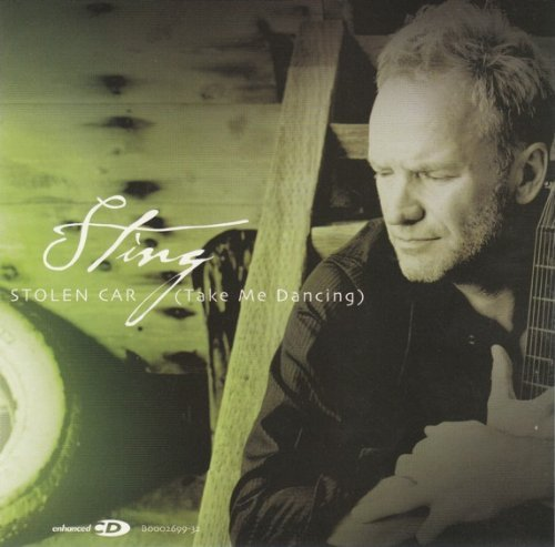 Sting Stolen Car Enhanced CD