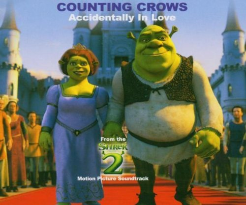 Shrek 2 Accidentally In Love Counting Crows