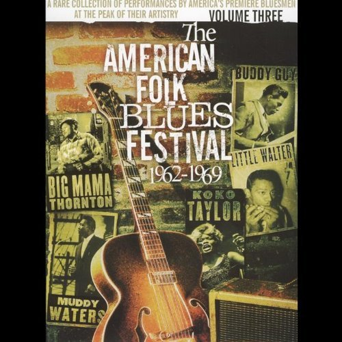 American Folk Blues Festival Vol. 3 American Folk Blues Fes Sykes Buy Turner White James Taylor Humes Hooker Waters