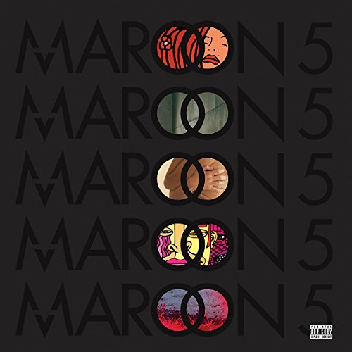Maroon 5 Studio Albums Explicit Version Box Set