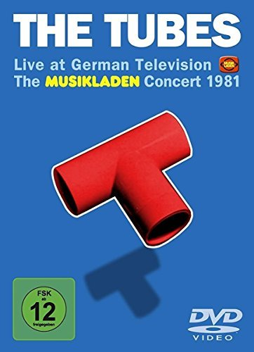 Tubes Live At German Television Mus