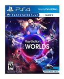 Ps4vr Vr Worlds **requires Playstation Vr**