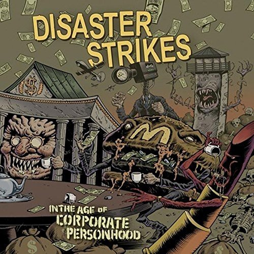 Disaster Strikes In The Age Of Corporate Person