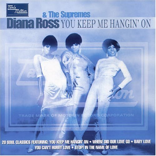 Diana Ross & The Supremes You Keep Me Hangin' On Import Gbr