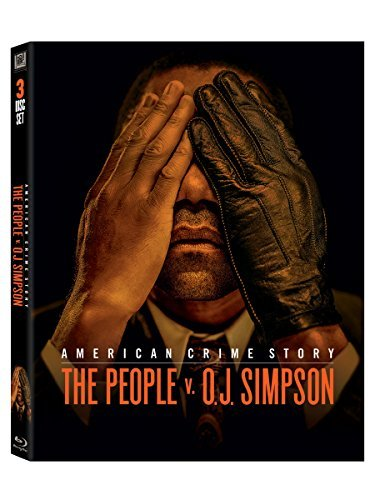 People V. O.J. Simpson American Crime Story People V. O.J. Simpson American Crime Story Blu Ray