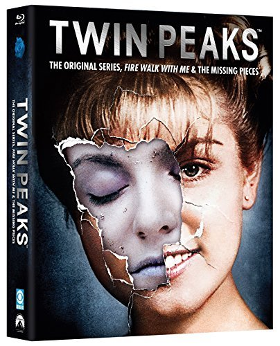 Twin Peaks Original Series Fire Walk With Me & The Missing Pieces Blu Ray R