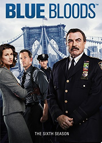 Blue Bloods Season 6 DVD