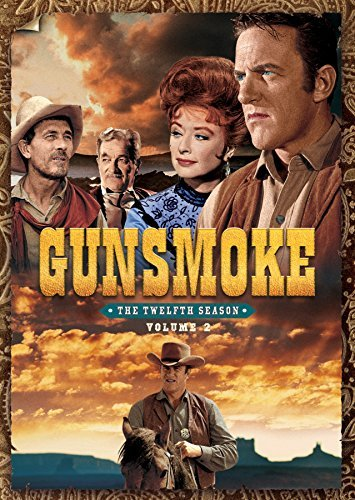 Gunsmoke Season 12 Volume 2 DVD