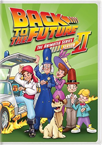 Back To The Future Animated Series Season 2 DVD