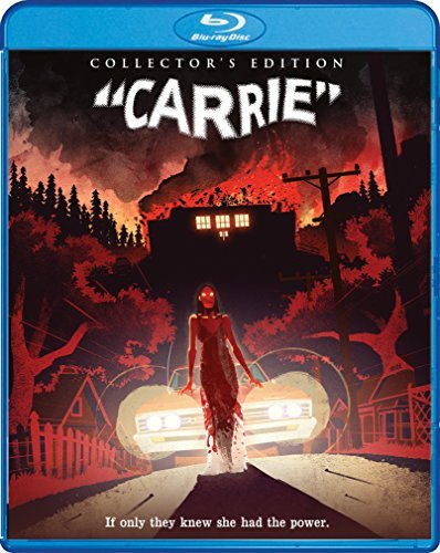 Carrie (1976) Spacek Laurie Blu Ray Collector's Edition