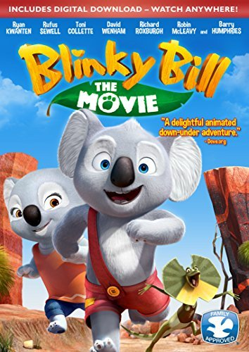 Blinky Bill The Movie Blinky Bill The Movie DVD Pg