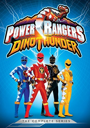 Power Rangers Dino Thunder The Complete Series DVD