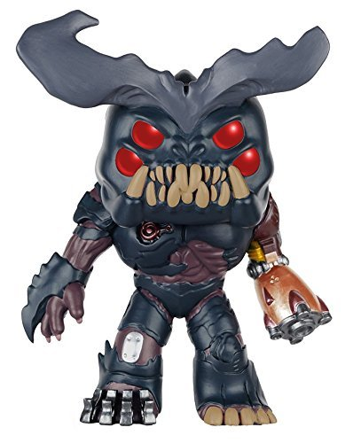 Funko Funko Pop Games Doom 6 In Cyberdemon